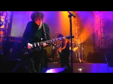 The Cure   Disintegration   whole album live   into the fog!