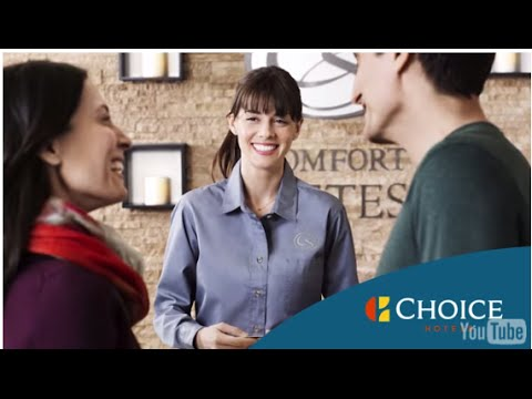 Check out the newly redesigned Choice Hotels website