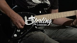 Sterling by Music Man Sub Silo3, MN, Black | Gear4music demo