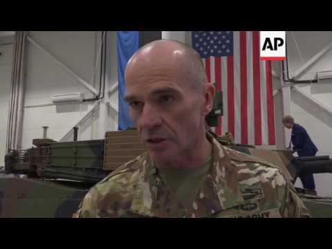 US Military Upgrades Estonia Army Base