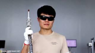 1KW handheld fiber laser welding machine for 1~5mm thickness metal