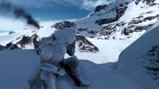 Star Wars Battlefront III Walker Assault BETA PC Gameplay