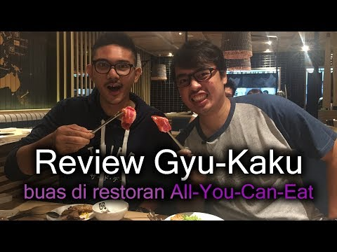 Gyu-Kaku Indonesia - Review