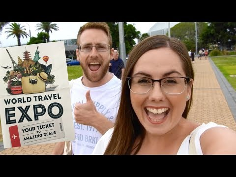 Travel Expo Sydney - Scored Amazing Travel Deals!