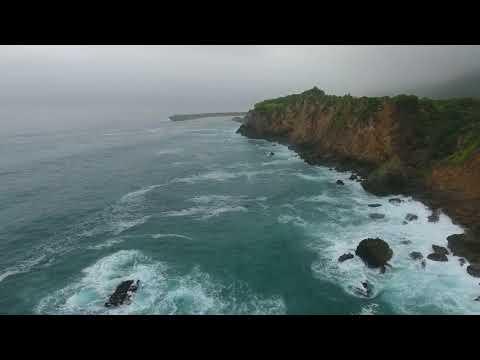 Oman, Dhofar Salalah 2017 Drone Footage