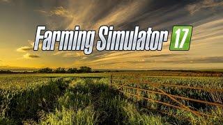 Zapoznajemy się z FARMING SIMULATOR 17! ;) #1 LIVE 20.10.2016
