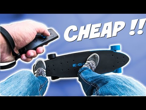 The PERFECT Electric Skateboard for Beginners