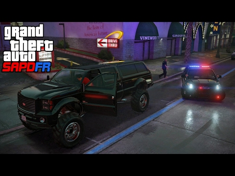 GTA SAPDFR - DOJ 82 - Multiple Traffic Collisions (Criminal)
