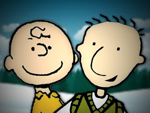 Charlie Brown vs Doug Funnie. Epic Rap Battles of Cartoons Season 3.