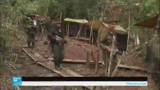 القوات الثورية الكولومبية تعلن وقفا نهائيا لإطلاق النار