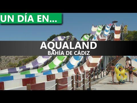 Un día en...   Aqualand: Bahía de Cadiz