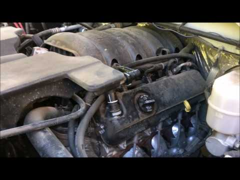 How to remove intake carbon build up with CRC Intake Valve Cleaner