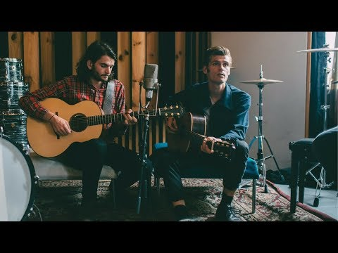 Hudson Taylor - Feel It Again [Acoustic Session]