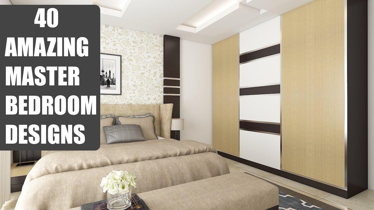 40 Amazing Master Bedroom Designs | Interiors | Bonito ...