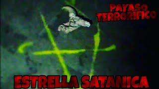 Encuentro un PAYASO TERRORÍFICO en una ESTRELLA SATÁNICA | WolleD