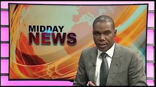 TVJ News: Bus Driver Shot by Police to be Charged (Midday News) February 7 2019