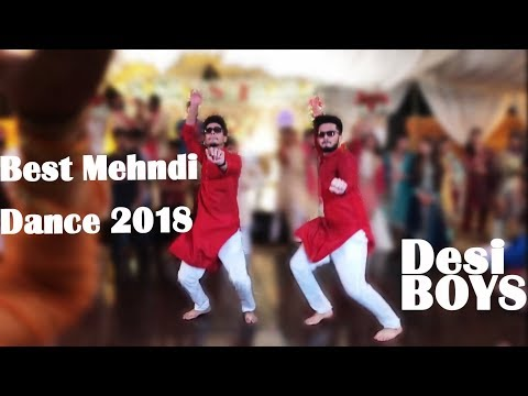 Best Mehndi Dance | Pakistani Wedding 2018