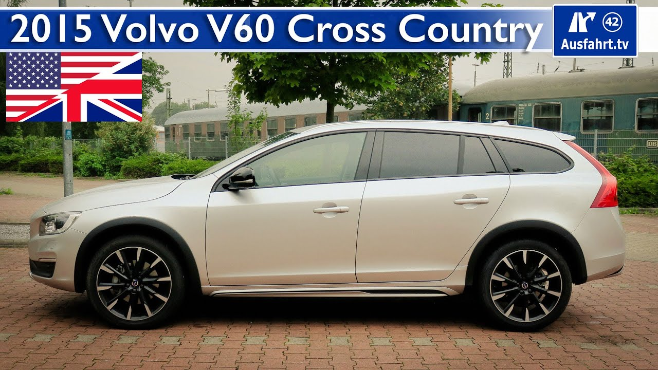 2015 volvo v60 d4 cross country test test drive and in depth review english youtube. Black Bedroom Furniture Sets. Home Design Ideas