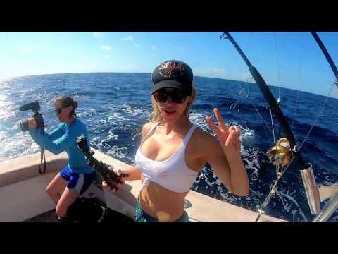 Bahamas Fishing Report, White Marlin, Blue Marline, Etc! Plus Rigging Piece At The End