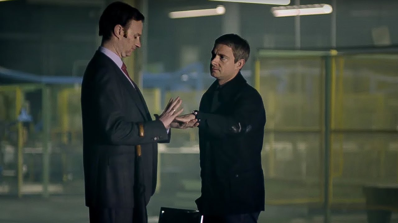 sherlock and john first meet