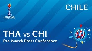 THA v. CHI - Chile - Pre-Match Press Conference