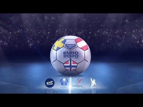Sweden Austria And Norway Host The Men S Ehf Euro 2020