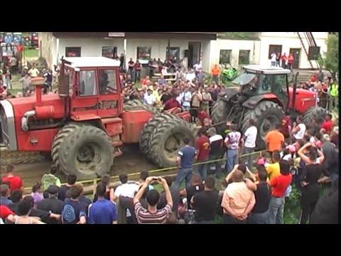 IMT 5270 (270) HP vs MASSEY FERGUSON 250 HP Traktorijada Srpska Petrinja