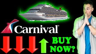 Is It Finally Time To Buy Carnival Cruise Stock?!