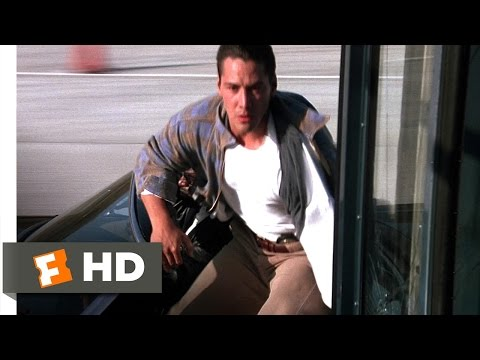 When Keanu Reeves Jumped From A Moving Car To A Speeding Bus In 'Speed'