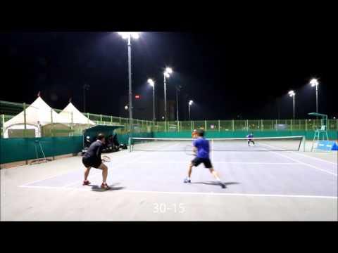 [더테니스/THE TENNIS]  2017 바볼랏 배 지도자부 결승전