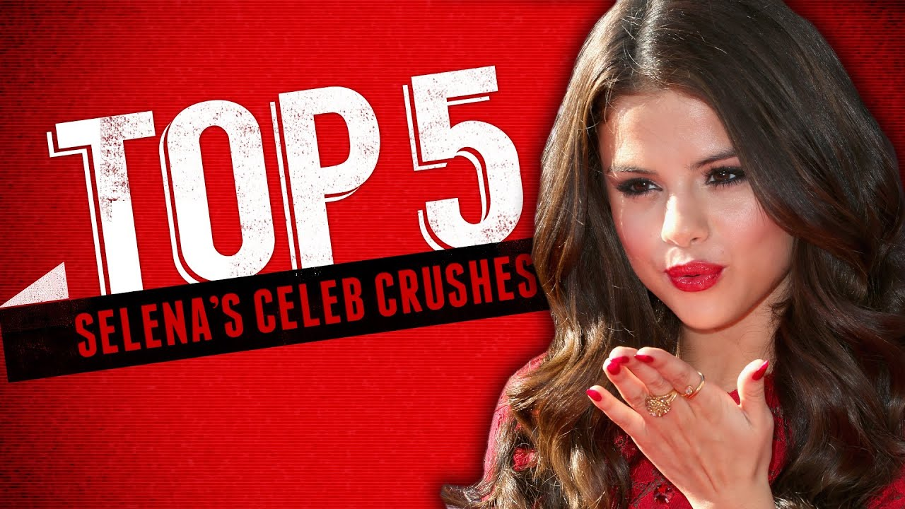 MY TOP 10 CELEBRITY CRUSHES! 😍😈🤤 - YouTube