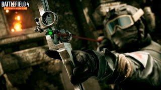 Battlefield 4 Community Operations: Кинематографичный трейлер