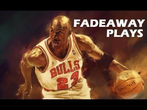 MICHAEL JORDAN - FADEAWAY PLAYS Ⓒ 2017