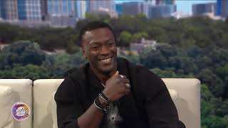 Sister Circle | Aldis Hodge on Acting, Art and More | TVONE