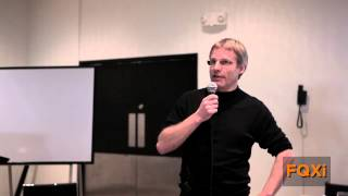 Christof Koch and Giulio Tononi on Consciousness at the  FQXi conference 2014 in Vieques