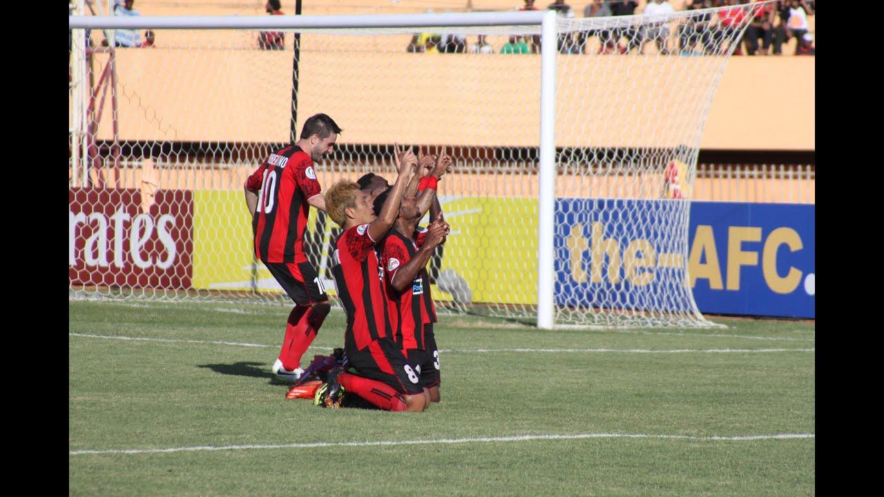 Persipura Jayapura 6-1 Al Kuwait SC