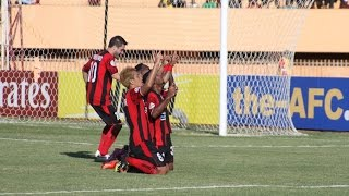 Persipura Jayapura vs Kuwait SC: AFC Cup Quarter Final (2nd Leg)