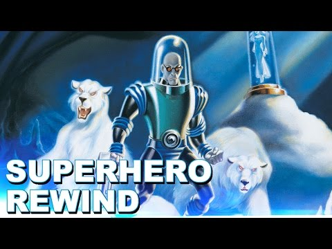 Superhero Rewind: Batman Sub Zero Review