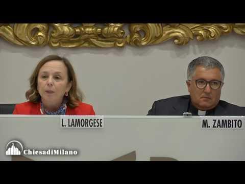 """""""Milano, una città che accoglie"""" - intervento di Luciana Lamorgese (Prefetto di Milano)"""