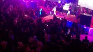 Reea @Tunisia Music Awards 2013