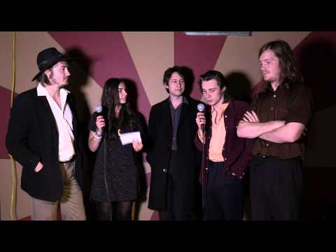 Interview with Palma Violets
