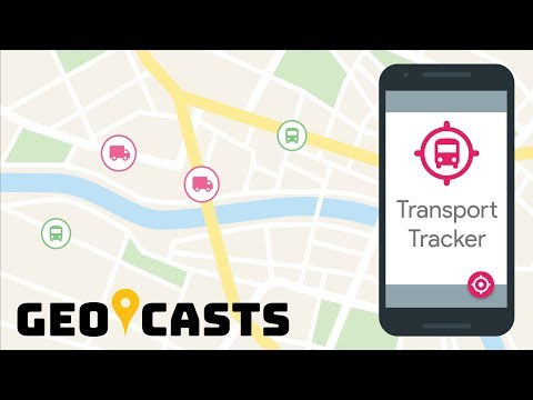 Transport Tracker Solution for Google Maps - Geocasts