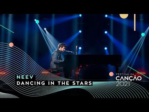 NEEV ? Dancing in the Stars | 2.ª Semifinal |  Festival da Canção 2021