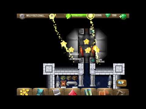 MOBILE [~Around The World~] # Willy Fog's Challenge 2 - Diggy's Adventure