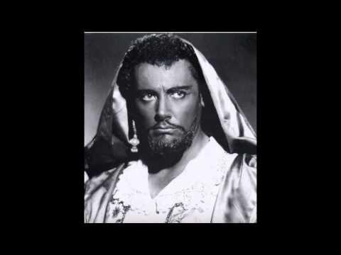Mario Del Monaco Otello 1954 Live Scala di Milano opera intera Audio Remastered