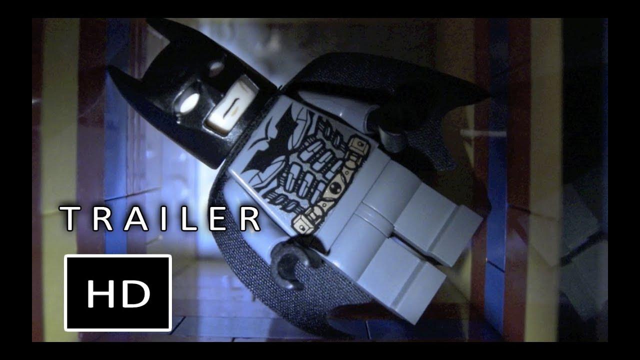 Batman Begins trailer in LEGO! - YouTube