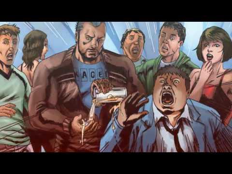 Kaged Muscle Graphic Novel Motion Comic Full online