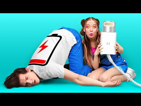 If Phones Were People | My Phone is My Best Friend | Relatable Funny Musical by La La Life