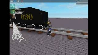 My New Roblox Build: Southern 2-8-0 #630