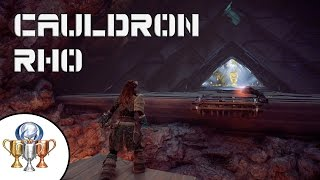 Horizon Zero Dawn: Cauldron RHO Guide
